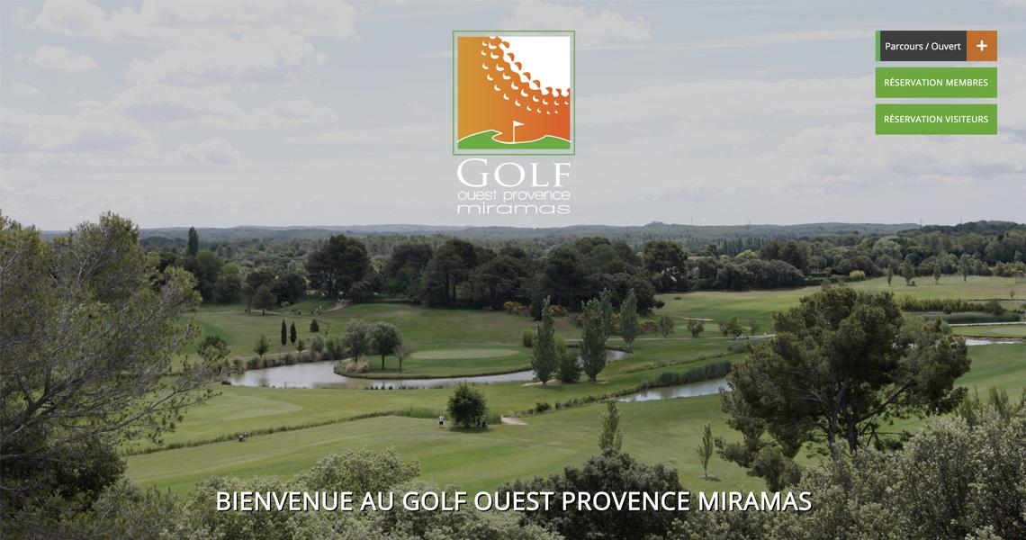 Golf Ouest Provence Miramas