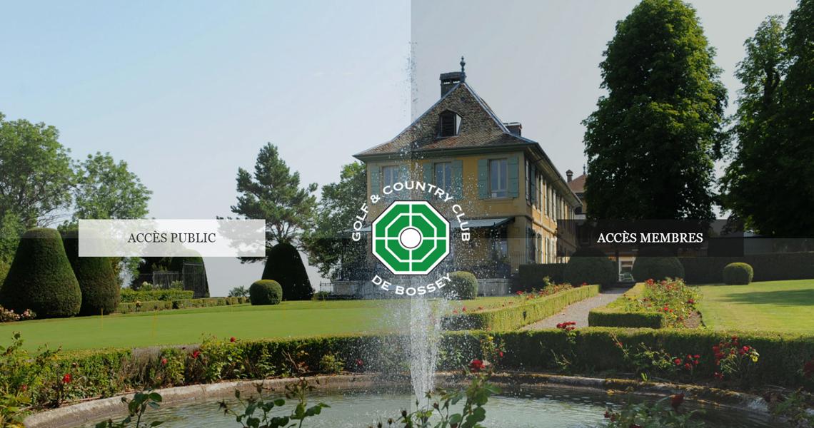 Golf & Country Club de Bossey
