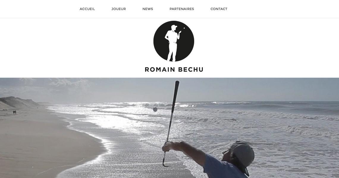 Romain Béchu, Professionnel