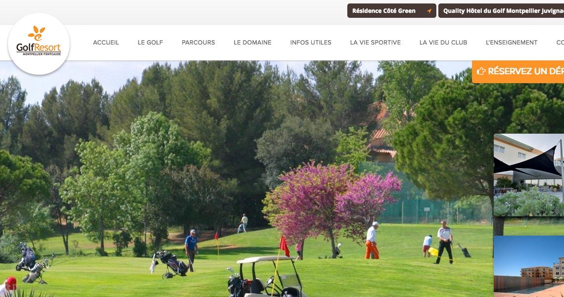 Golf Montpellier Fontcaude