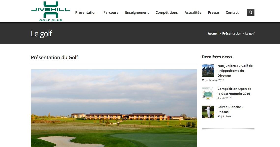 Jivahill Golf Club